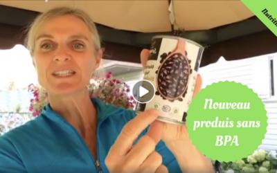 Produits bio : conserves sans BPA