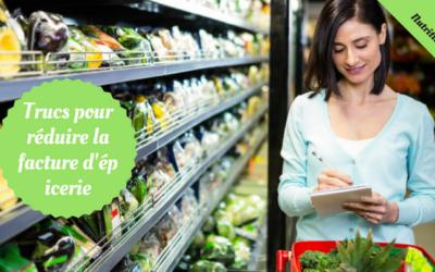 Quelle est la meilleure solution pour réduire votre facture d'épicerie, gagner en énergie et perdre du poids?
