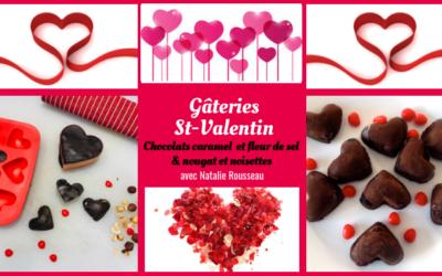 Gâterie St-Valentin