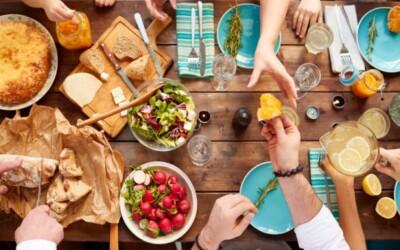 Comment manger santé dans les occasions spéciales.