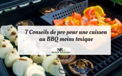 7 Conseils de pro pour une cuisson au BBQ plus santé (et plus végé)